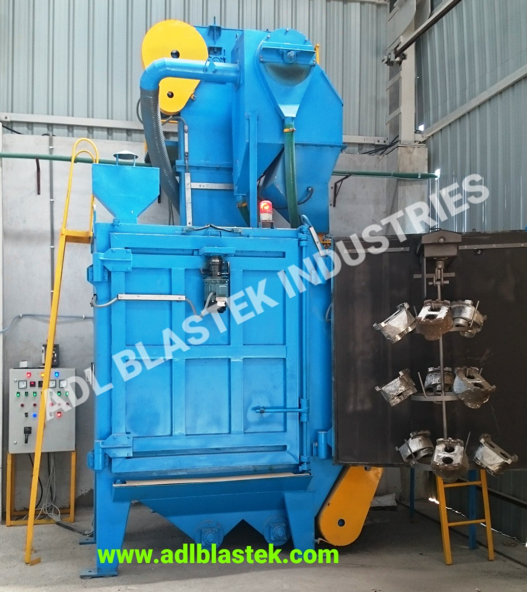 Standard Hanger Type Shot Blasting Machine